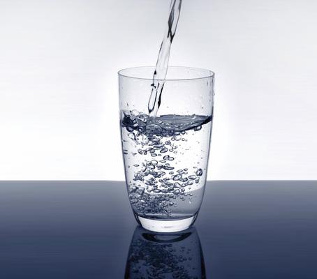 Wasser ist im Premium Alles Inklusive bereits enthalten