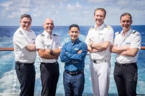 Mein Schiff Urlaubsheld im Monat März 2018: Edison Renosa
