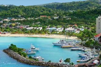 Mein Schiff Destination: Der Hafen von Ocho Rios auf Jamaika