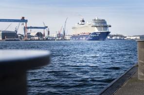 Erstmals in Deutschland: Die neue Mein Schiff 1