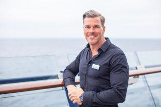 Mein Schiff Lektor und Gesundheitsexperte Boris Schwarz