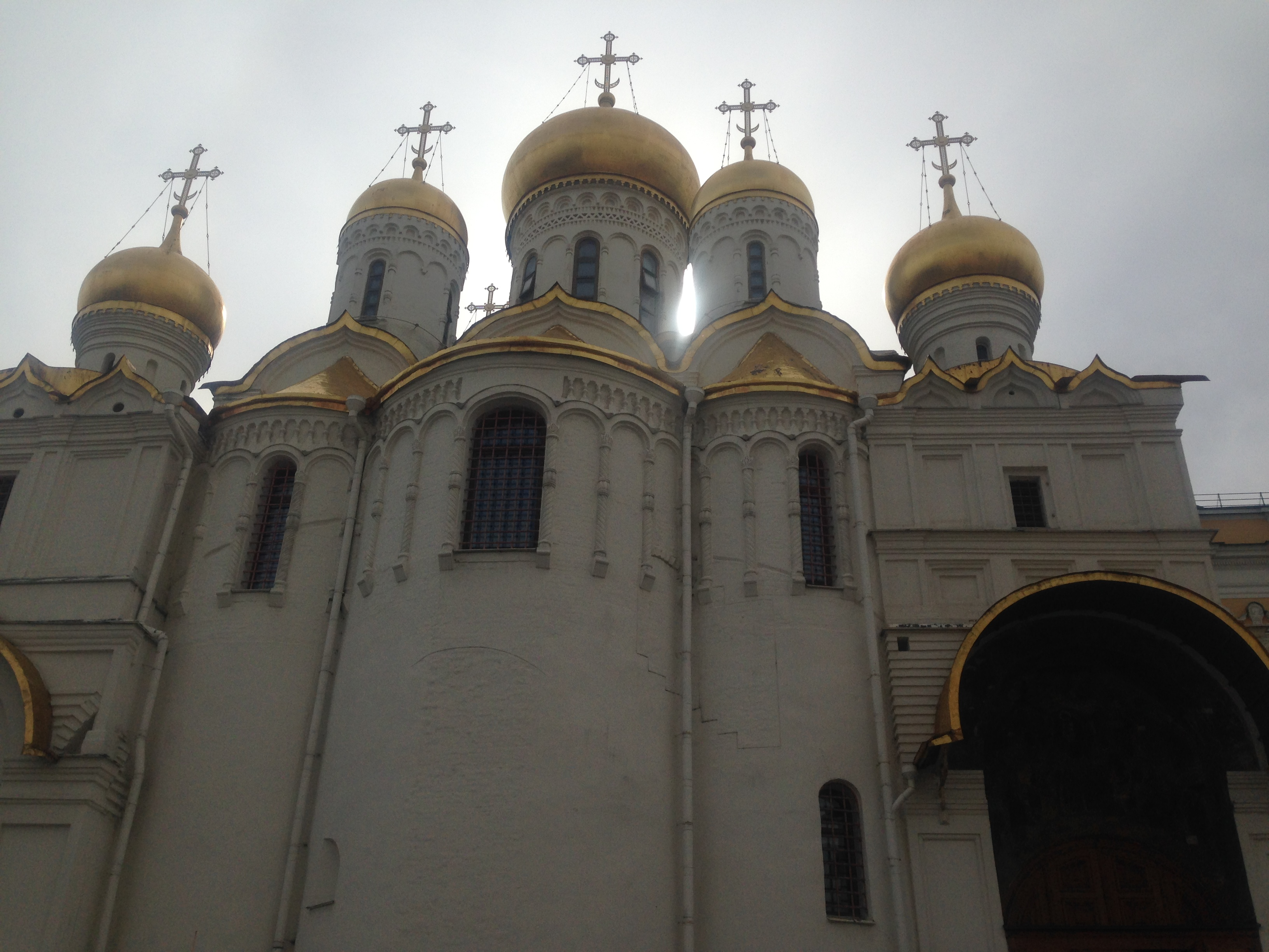 Landausflug mit der Mein Schiff zum Kreml in Moskau