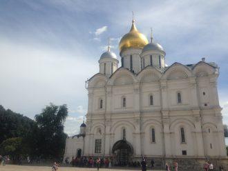Beim Mein Schiff Landausflug nach Moskau darf der Kreml nicht fehlen