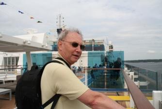 Mein Schiff Blog Gastautor Udo Kruse