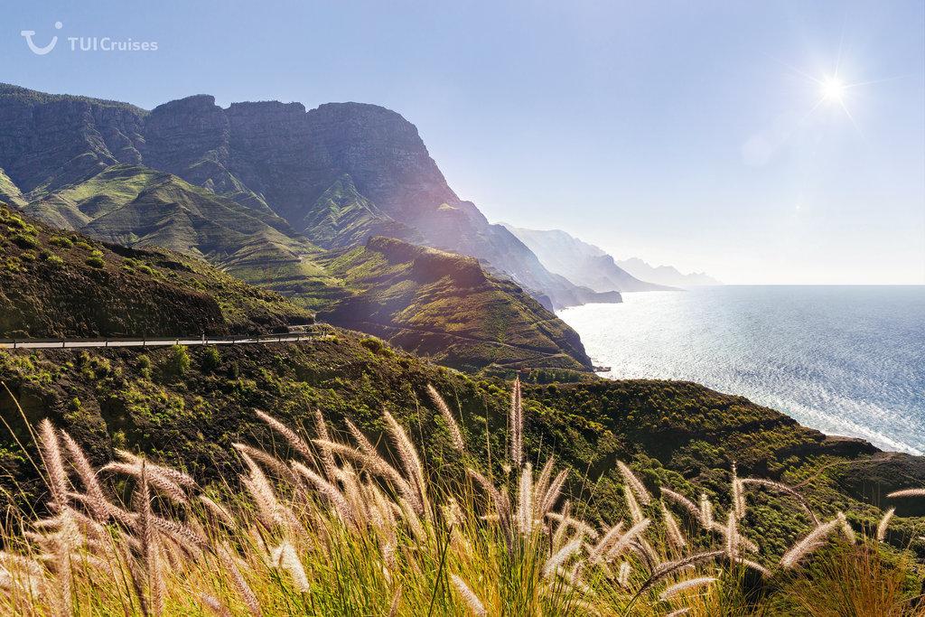 Mein Schiff Ziel: Gran Canaria auf den Kanaren