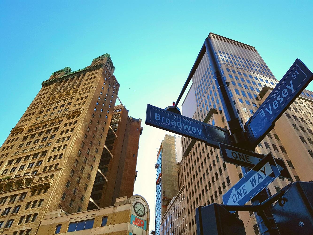 Mein Schiff Destination: Das Straßenbild in Manhattan