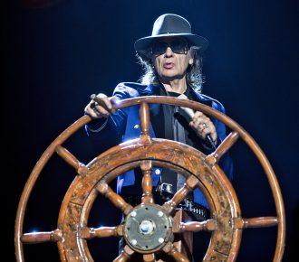 Wieder am Start auf der Mein Schiff Flotte: Udo Lindenberg bricht auf zum Rockliner 6.