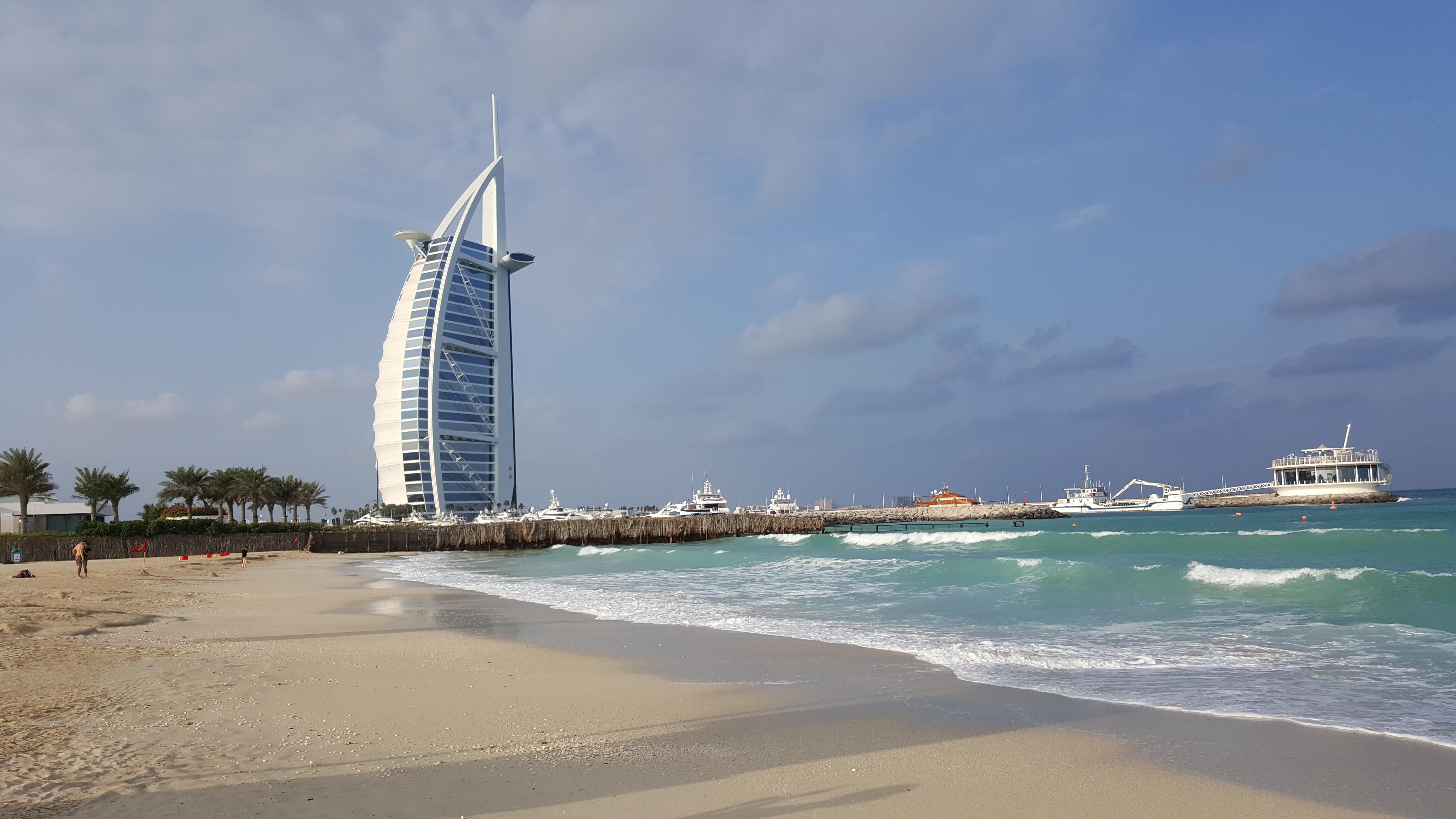 Mein Schiff Ausflugsziel in Dubai: Das Burj Al Arab