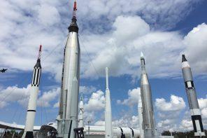 Mein Schiff Ausflugsziel: Rocket Garden im Kennedy Space Center