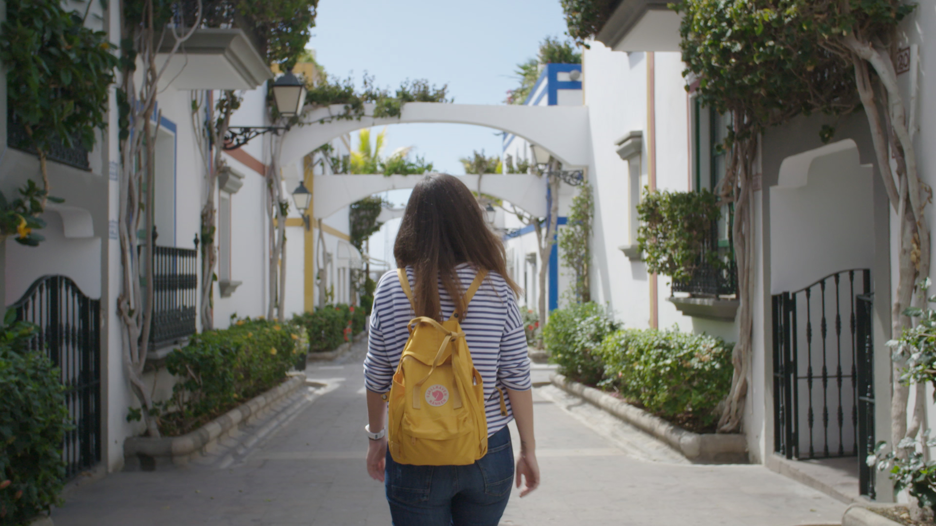 Mein Schiff Ausflugsziel: Gassen von Puerto de Mogán – Gran Canaria