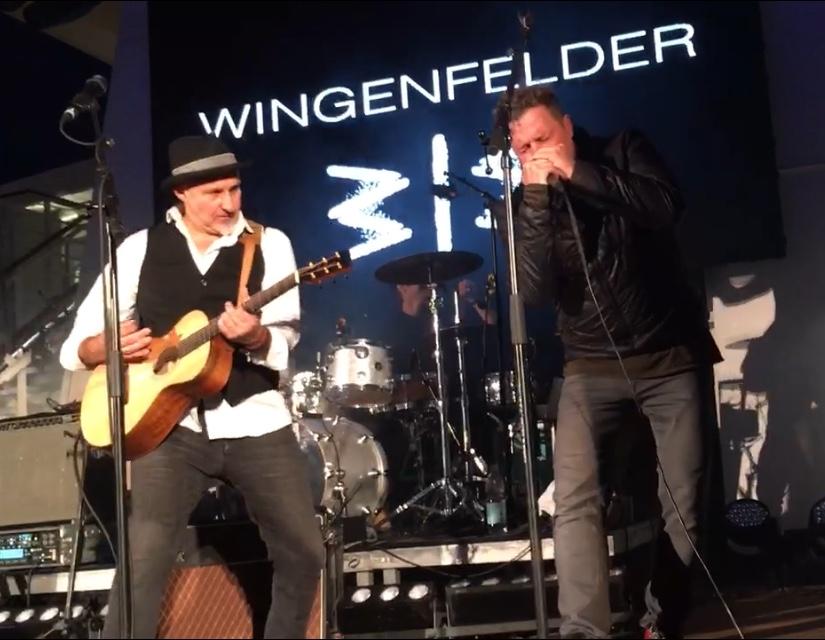Die Brüder Wingenfelder auf der Mein Schiff 3Die Brüder Wingenfelder auf der Mein Schiff 3