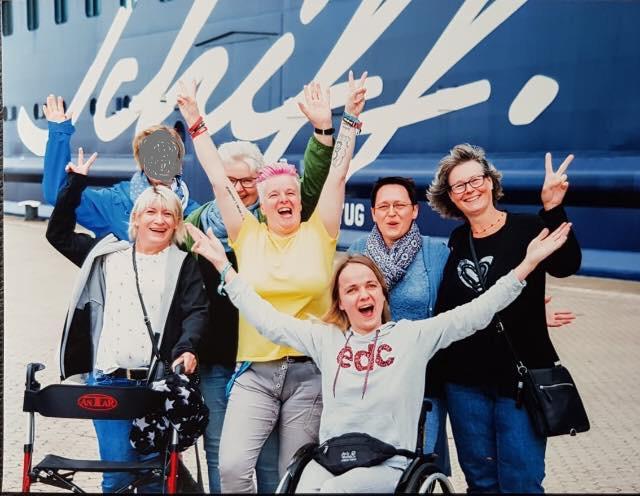 Mädelsreise auf der Mein Schiff 3 von TUI Cruises