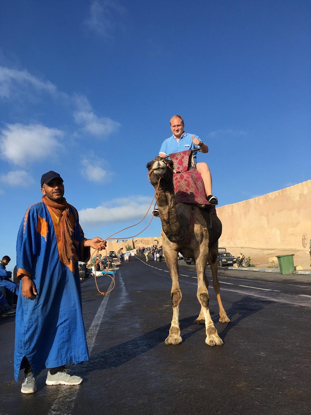 Mein Schiff Ausflug nach Kasbah in Agadir