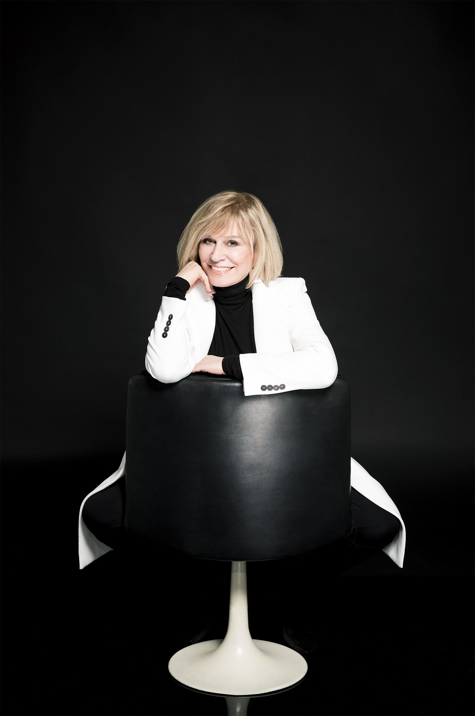 Musikalische Botschafterin der Mein Schiff Herz: Mary Roos (c)Stephan Pick