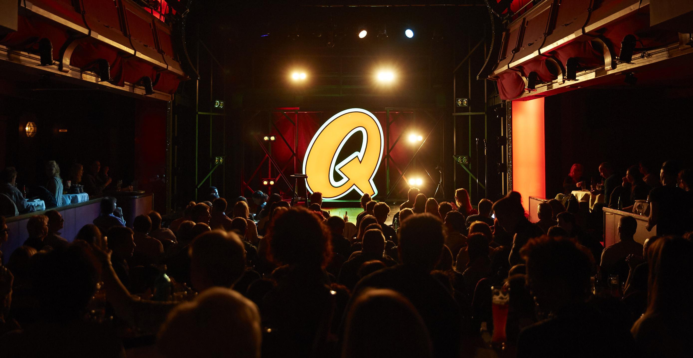 Live an Bord der Mein Schiff Flotte: Der Quatsch Comedy Club