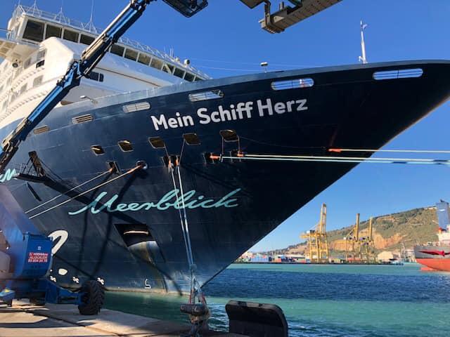 Gastspiel der Genuss-Experten: Lafer & Friends an Bord der Mein Schiff Herz