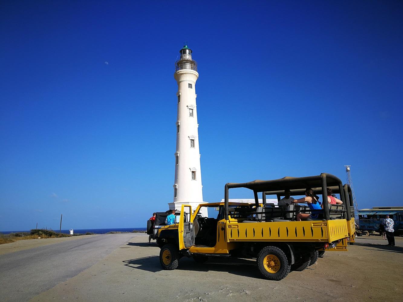 Mein Schiff Ausflug: Abenteuerliches Sightseeing auf Aruba