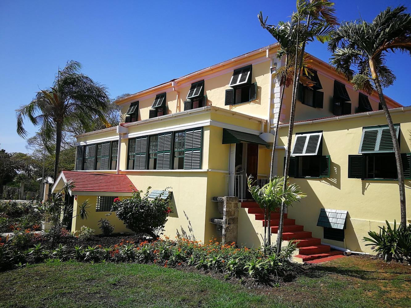 Mein Schiff Ausflug: Das Plantagenhaus Sunbury auf Barbados