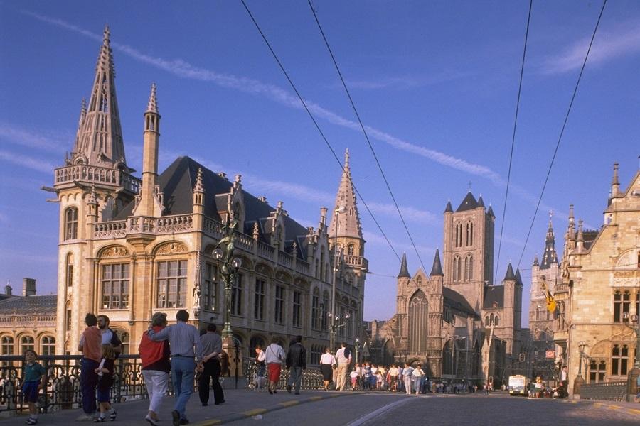 Mein Schiff Ausflugsziel: Die St. Bavo Kathedrale in Gent