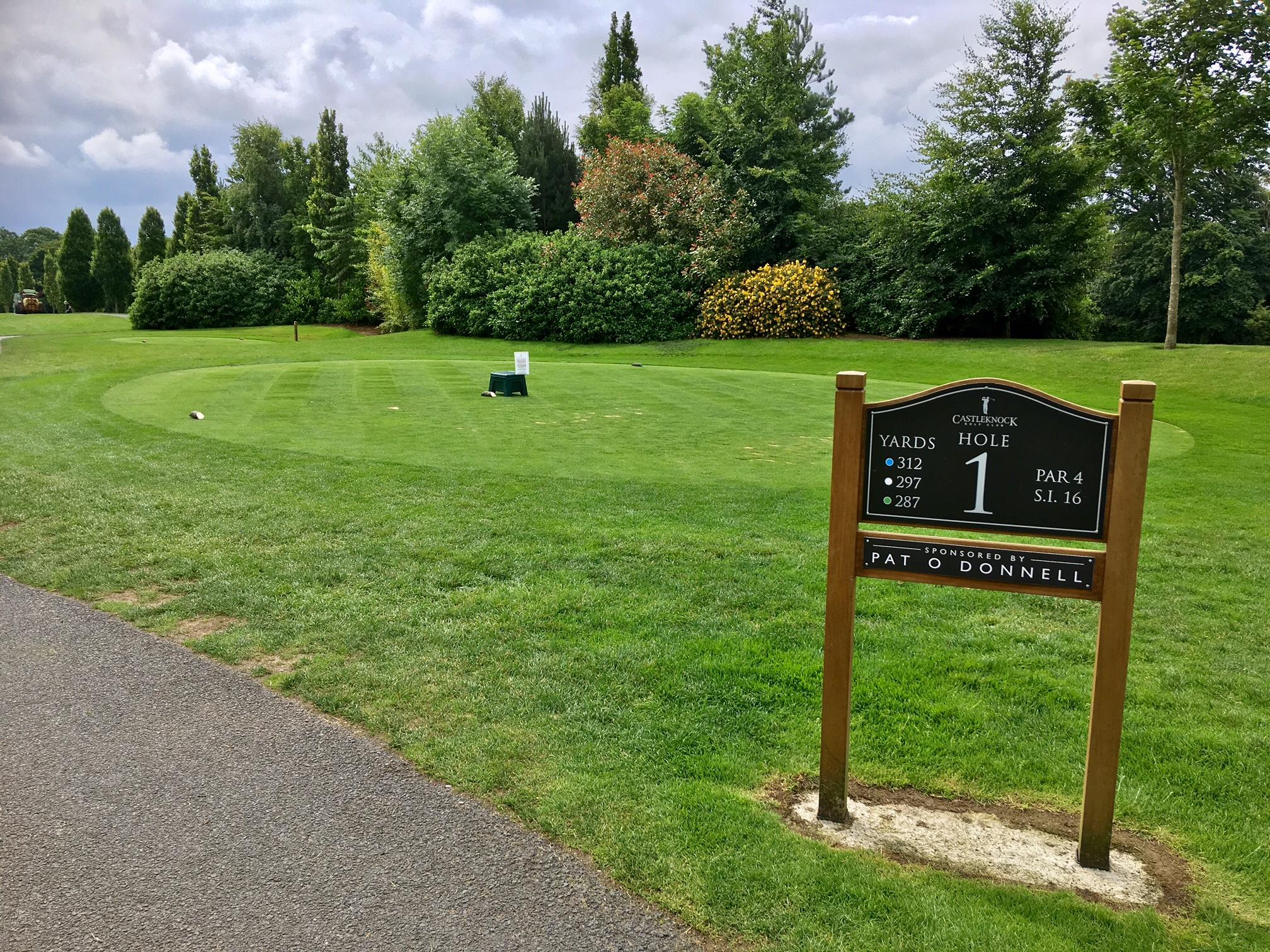 Mein Schiff Golfausflug: Auf in eine neue Runde, Castleknock Golf Club, Dublin