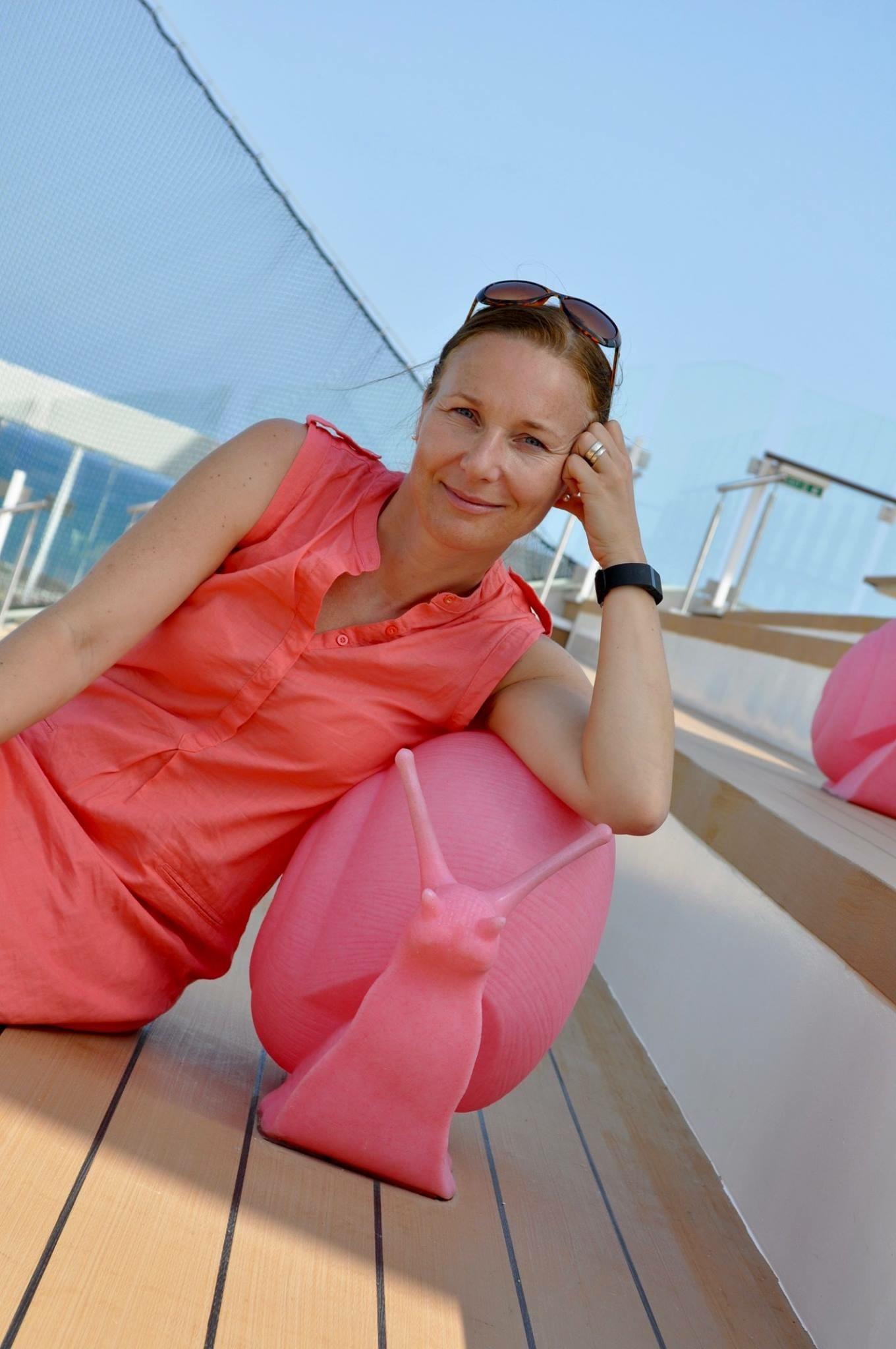 Mein Schiff Blog Gastautorin Elisabeth Konstandinidis
