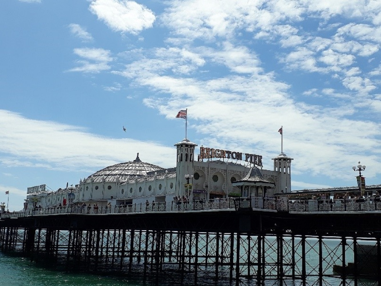 Mein Schiff Ausflugsziel: Die Brighton Pier im bekanntesten Seebad Großbritanniens
