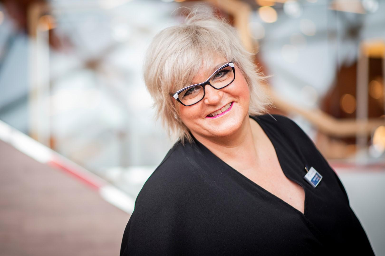 Mein Schiff Urlaubsheldin im Mai 2019: Christine Seibert