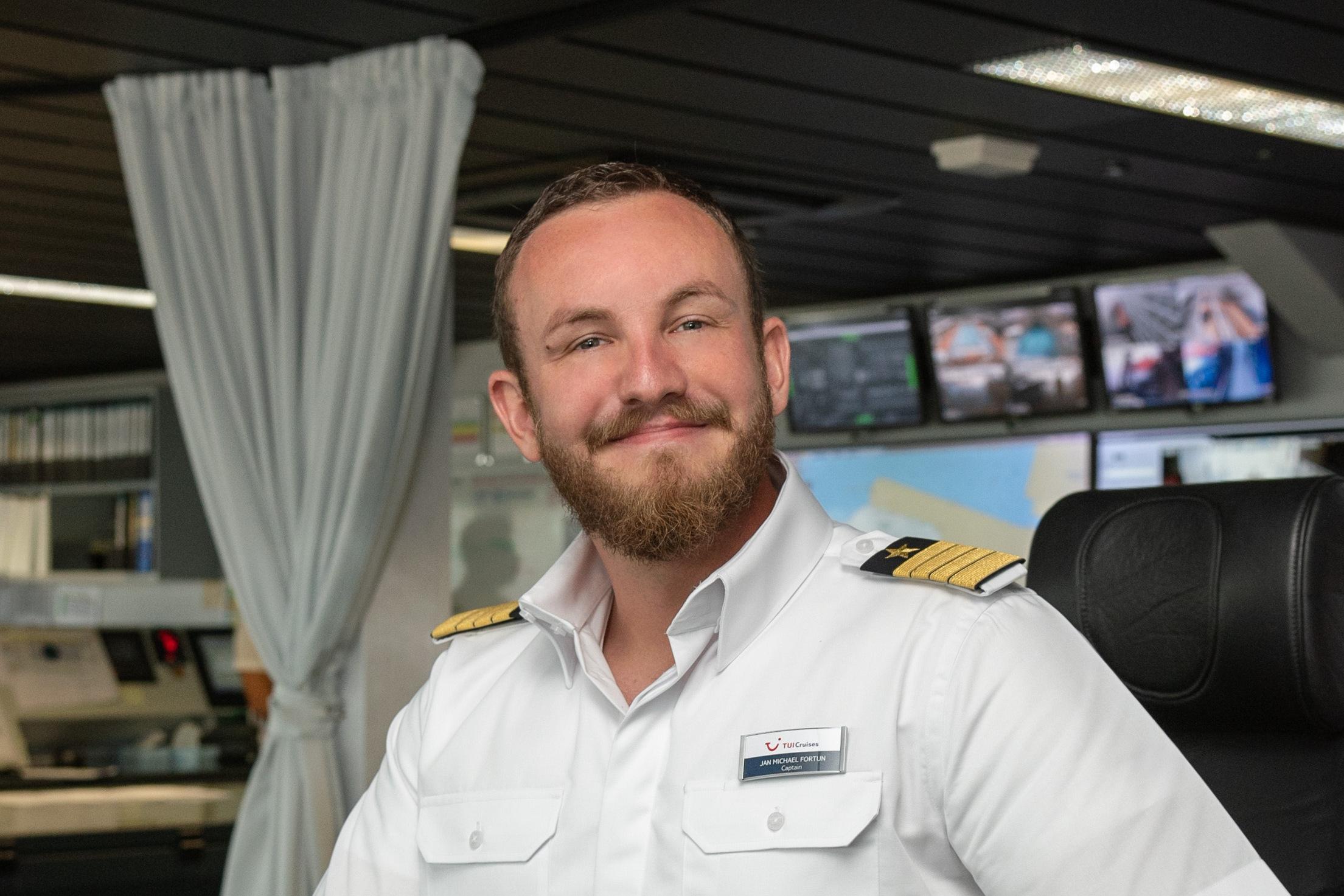 Kapitän Jan Fortun