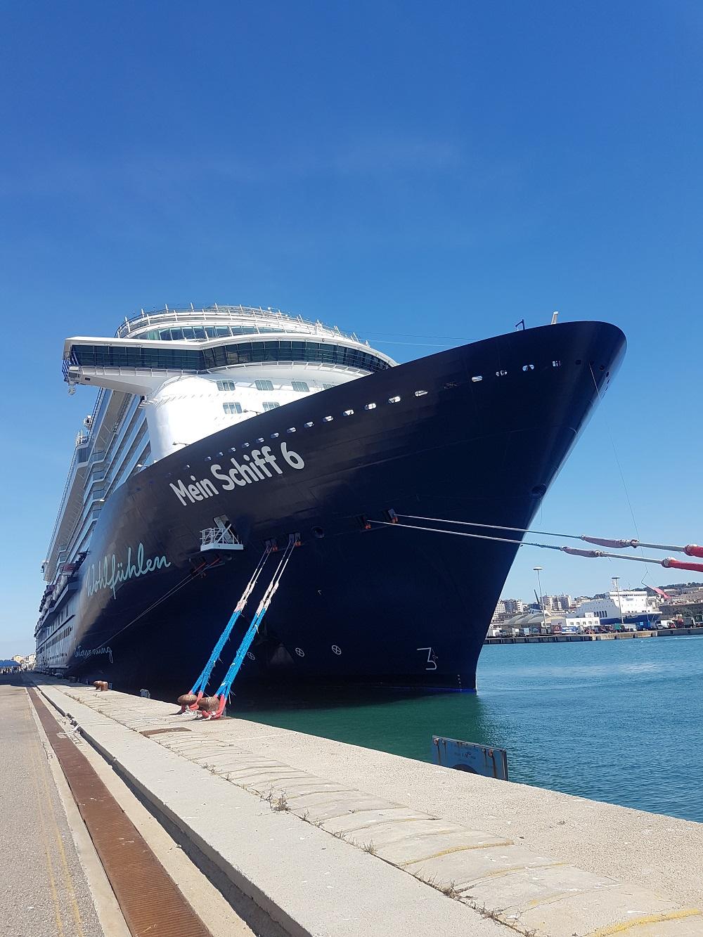 TUI Cruises Mein Schiff Kreuzfahrt Reisebericht Vieweg