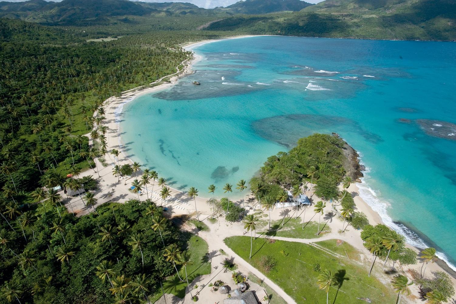 Neuer Mein Schiff Hafen: Samaná in der Dominikanischen Republik