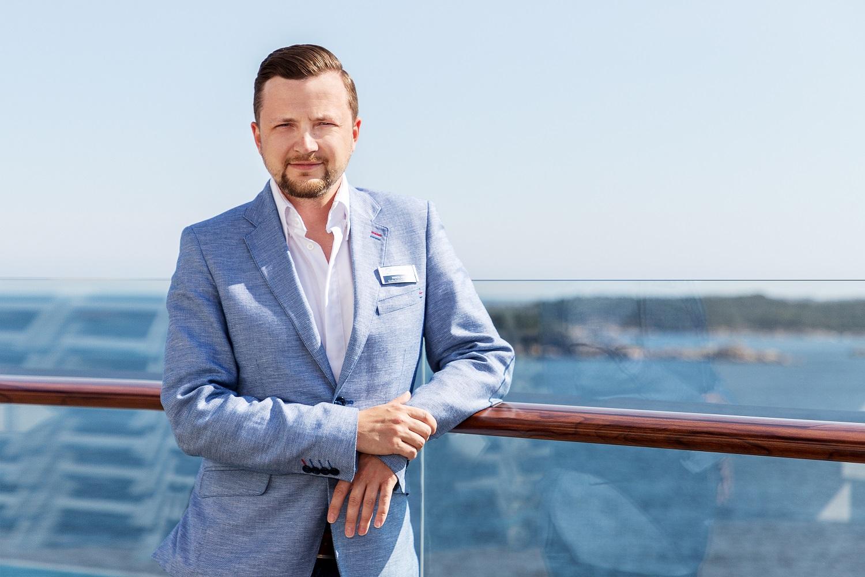 Mein Schiff Urlaubsheld im Juni 2019: Marcel Hirt