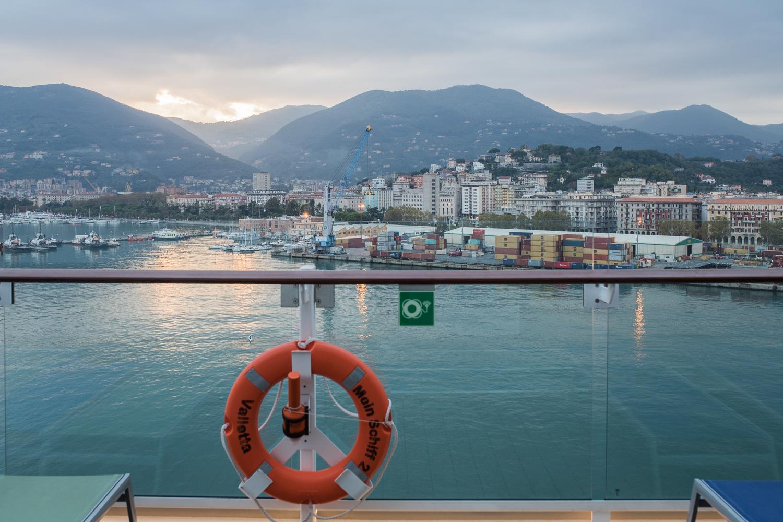 Gastbeitrag: Eine Woche Mittelmeer auf der Mein Schiff 2 im Oktober 2019
