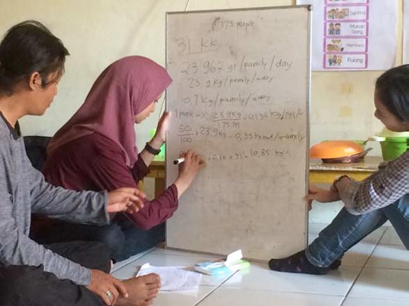 """""""NoPlastik!"""" – terre des hommes und TUI Cruises gemeinsam gegen den Plastikmüll in Indonesien"""