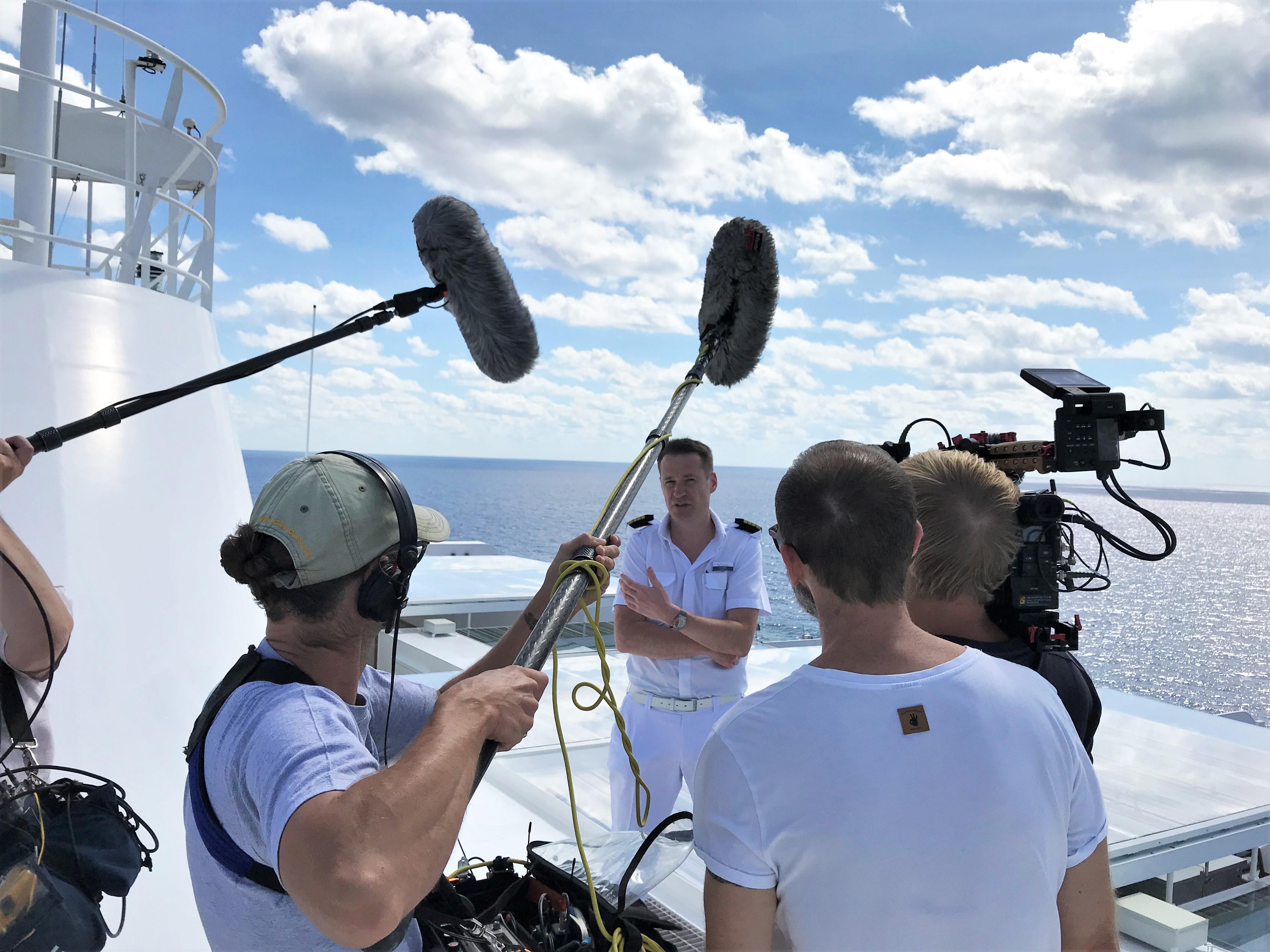 Nicht verpassen: Die Mein Schiff 1 in der Primetime auf ServusTV