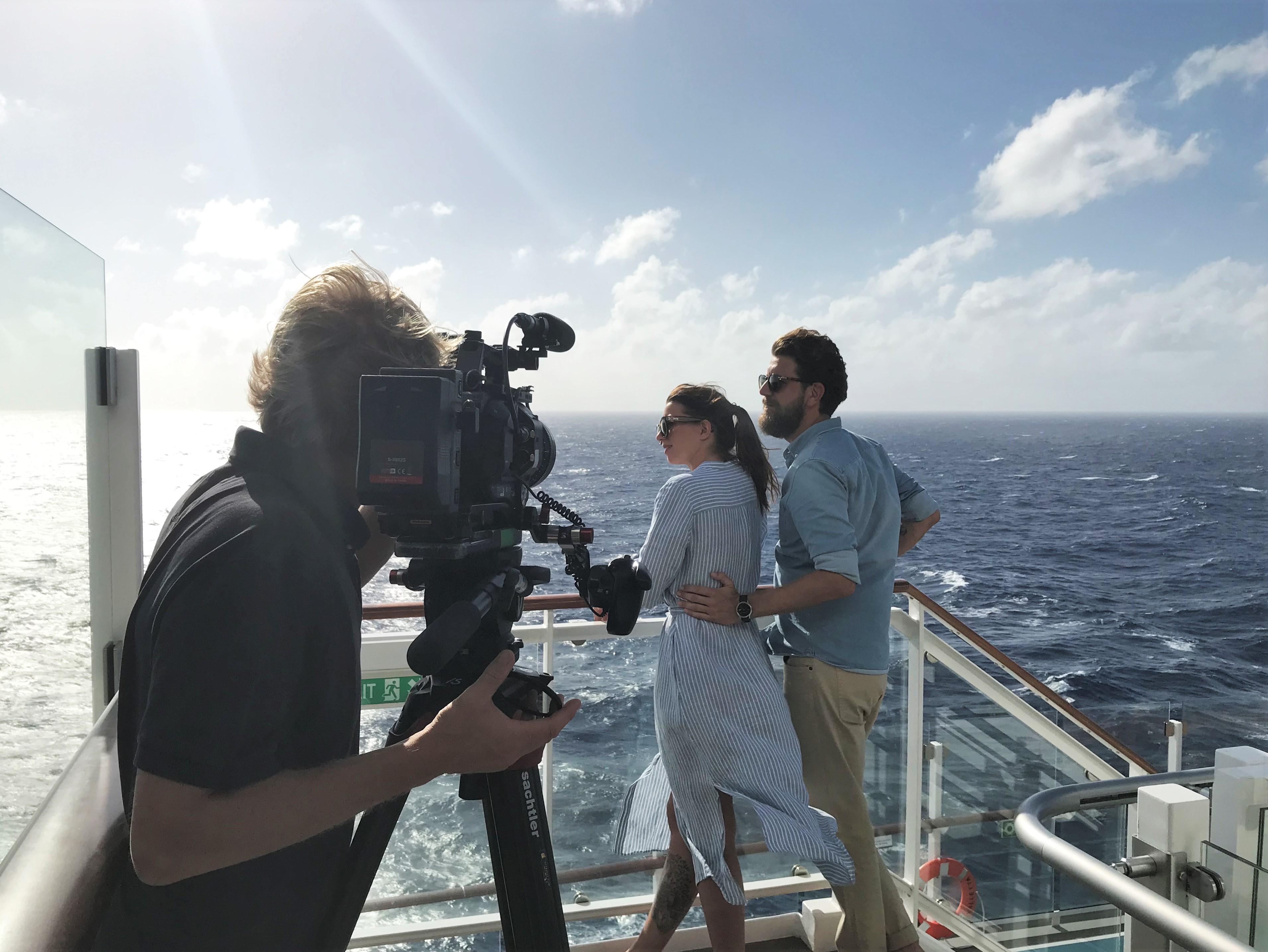 Fernweh im Programm: ServusTV begleitet Gäste auf ihrer ersten Kreuzfahrt.