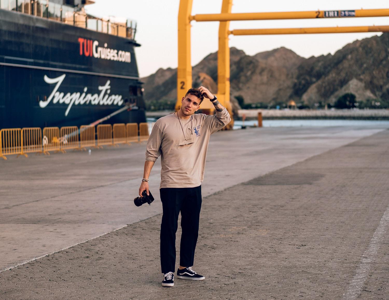 Gastbeitrag: Das erste Mal Kreuzfahrt, das erste Mal an Bord der Mein Schiff.