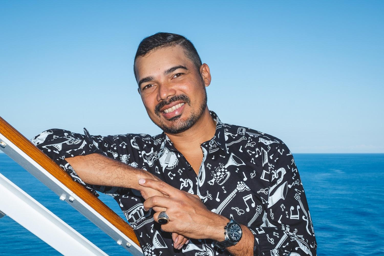 Mein Schiff Urlaubsheld des Monats: Jaime Tamayo Saez