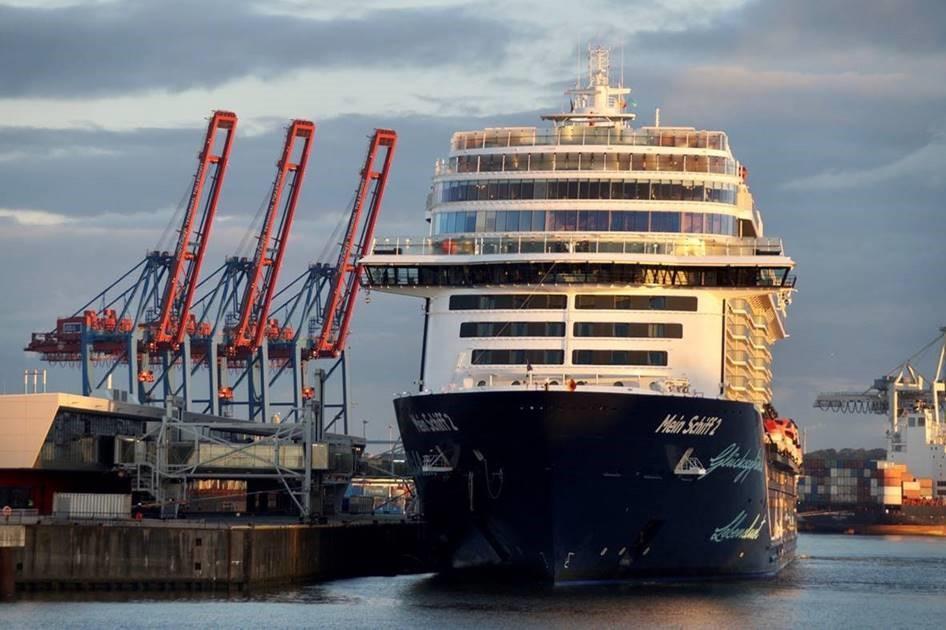Blaue Reisen: Die Mein Schiff 2 ist bereit
