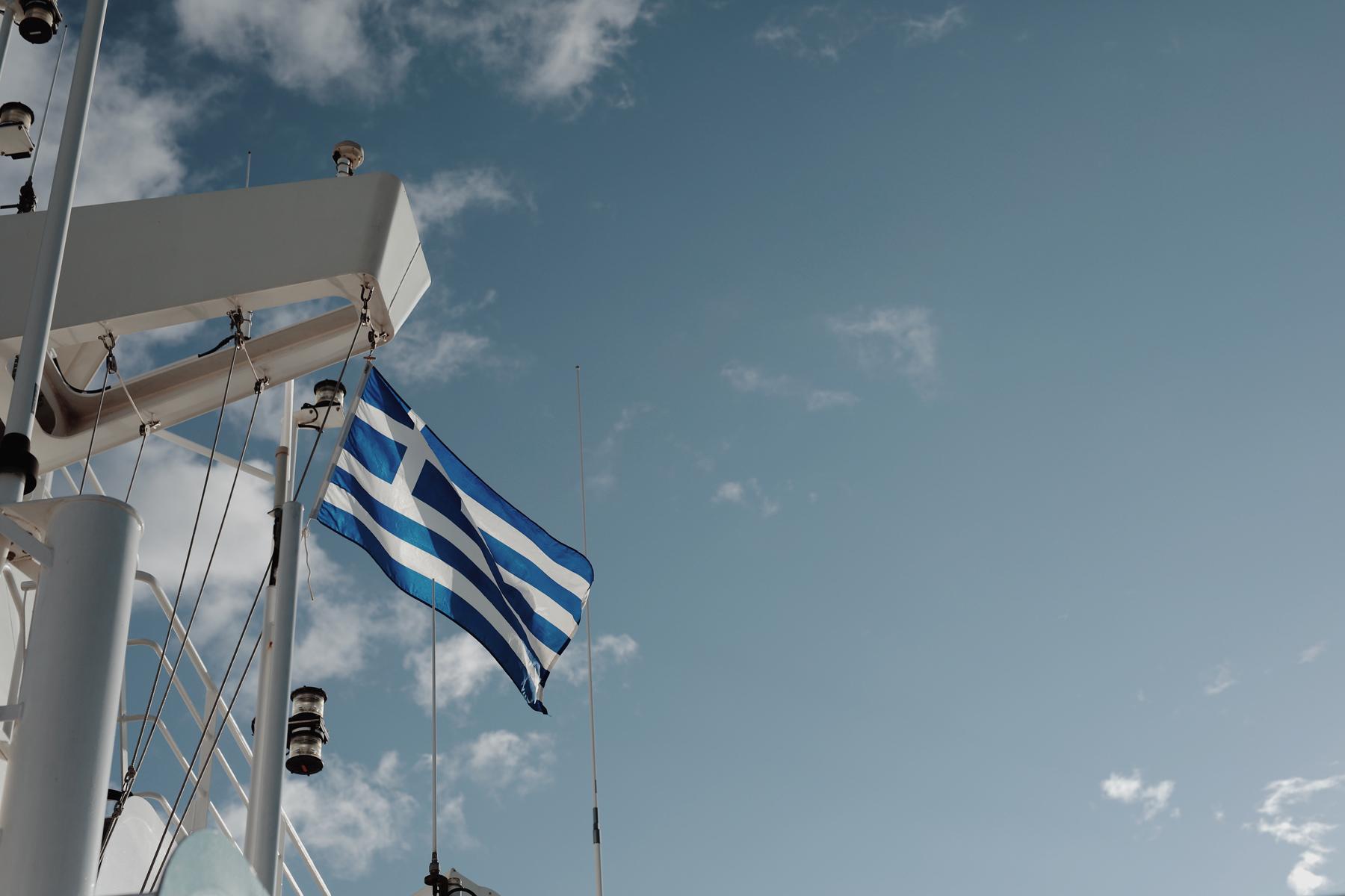 Gastbeitrag: Blaue Reise Griechenland – mit Abstand der entspannteste Urlaub 2020