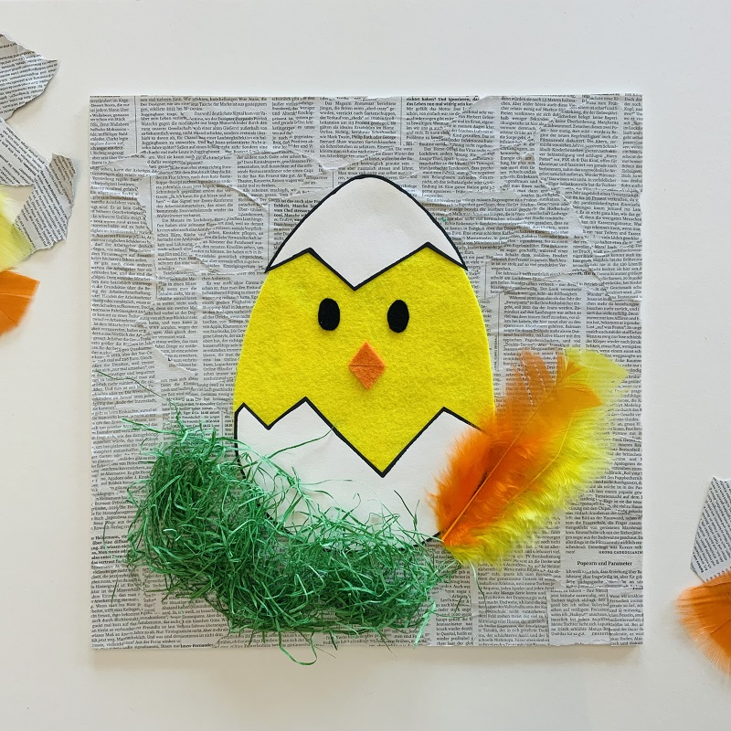 Kreative Ostern: Eine Bastelanleitung aus unserem Atelier