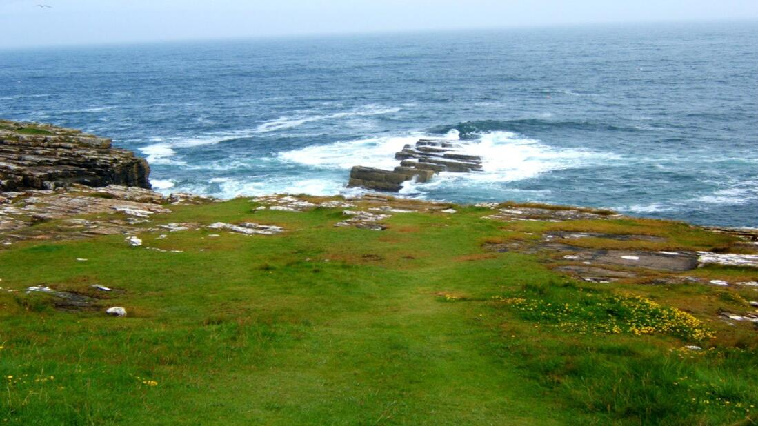 Bild Küstenspaziergang im Naturreservat - GBKOI004 (Kreuzfahrt-Ausflug)