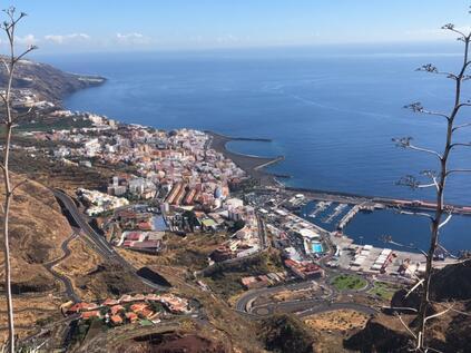 Santa Cruz De La Palma Ein Traumhafen Zum Erkunden Tui Cruises