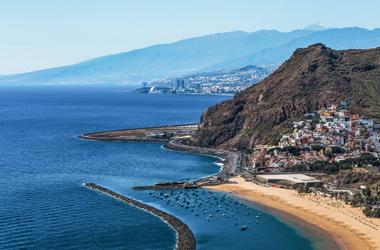 Kanaren mit Madeira II & Kapverden