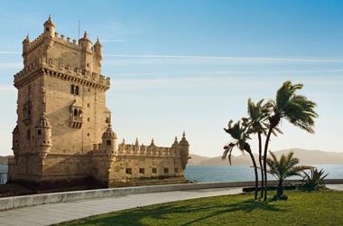 Mittelmeer mit Lissabon I