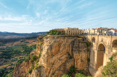 Mittelmeer mit Andalusien