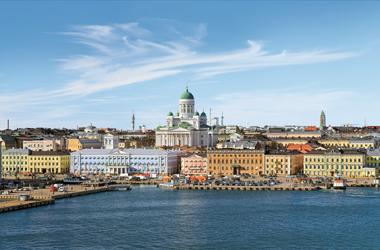 Ostsee mit St. Petersburg II