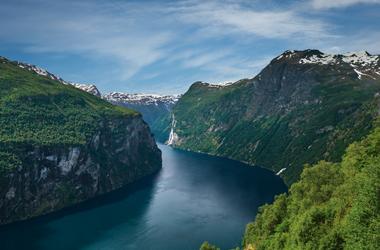 Norwegen mit Geirangerfjord & Narvik