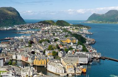Norwegen mit Nordkap VI