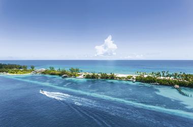 New York mit Bahamas II