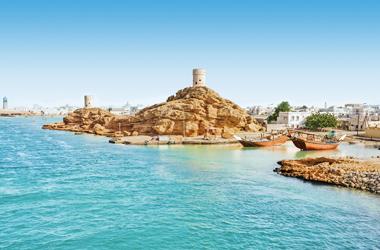 Orient-Silvesterreise mit Oman